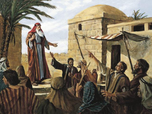 Păcatul nu se iartă (II) – Traian Dorz