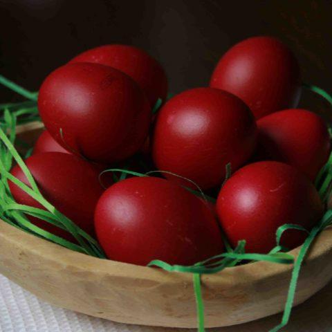 Ouăle de Paști – Traian Dorz