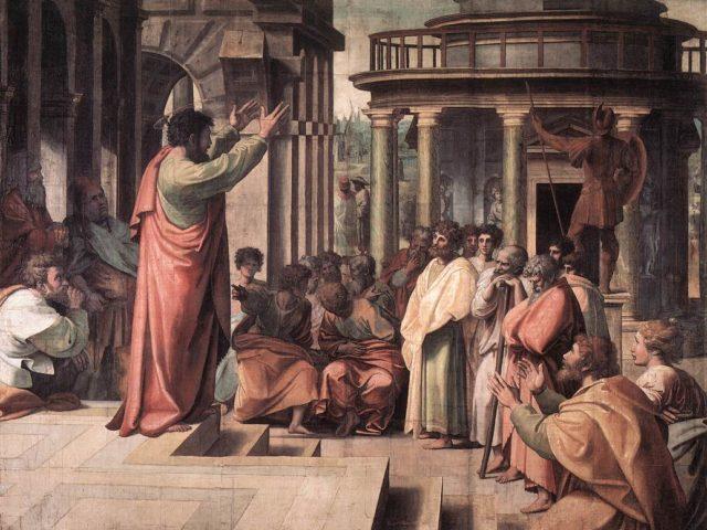 Pentru un câștig material – Pr. Iosif Trifa