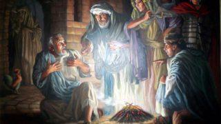 De trei ori – Pr. Iosif Trifa