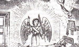 Cum moare omul cel duhovnicesc – Pr. Iosif Trifa