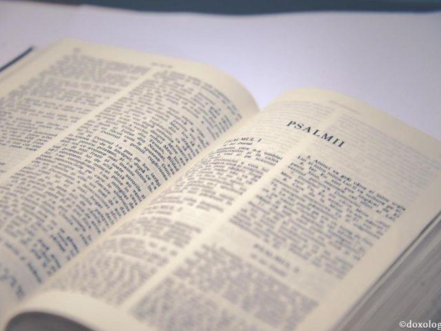 Dumnezeule, în Tine îmi caut scăparea – Traian Dorz