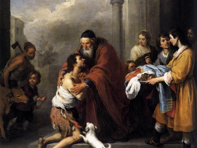 În braţele tatălui – Pr. Iosif Trifa