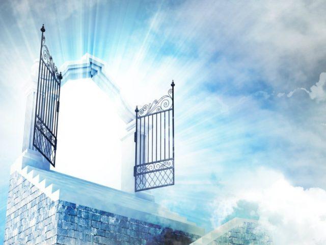 Credinciosul vorbeşte din rai – Pr. Iosif Trifa