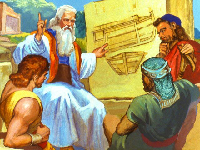 După planul lui Dumnezeu - Pr. Iosif Trifa
