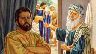 Întoarcere la Dumnezeu – Pr. Iosif Trifa