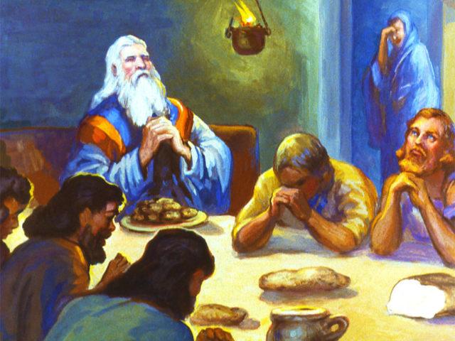 Noe şi familia lui – Pr. Iosif Trifa