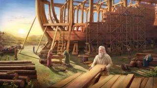 În vreme ce Noe lucra… – Pr. Iosif Trifa