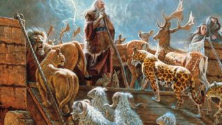 Chemările sufleteşti ale potopului – Pr. Iosif Trifa