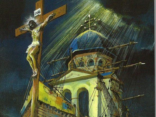 Babilonul risipește, Golgota strânge – Pr. Iosif Trifa