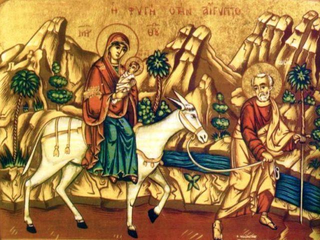 Evanghelia Duminicii după Nașterea Domnului – Pr. Iosif Trifa