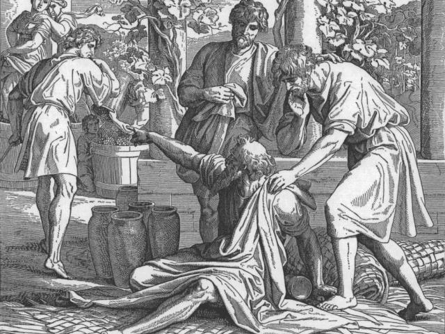 Ispita beției – Pr. Iosif Trifa
