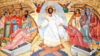 Iisus trebuia să învie – Traian Dorz
