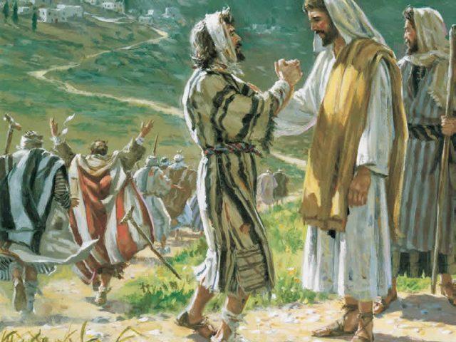 Tămăduirea celor zece leproși – Pr. Iosif Trifa