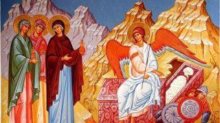 Sfintele mironosițe – Pr. Viorel Chircă
