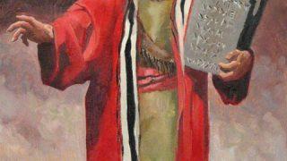 Moise, alesul Domnului – Pr. Iosif Trifa