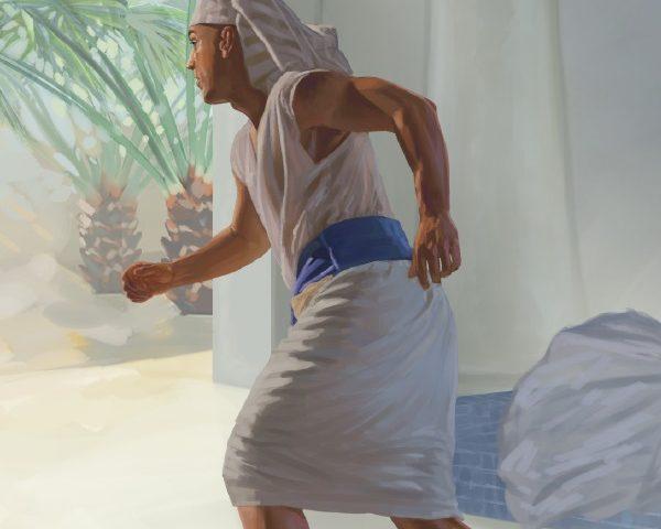 Moise iese din desfătările Egiptului – Pr. Iosif Trifa