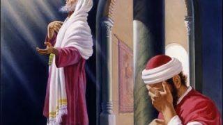 Vameșul și fariseul – Pr. Iosif Trifa