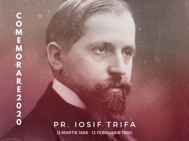 Adunare Comemorare Pr. Iosif Trifa - februarie 2020