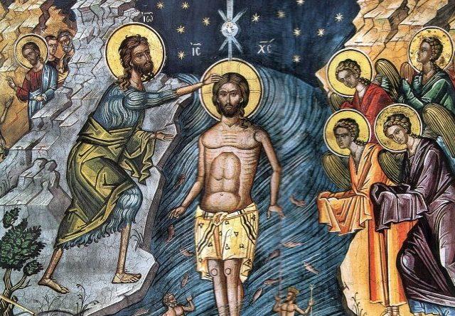Duhul Domnului în Praznicul Botezului – Pr. Iosif Trifa