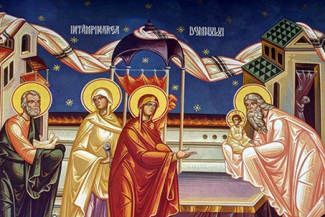 Întâmpinarea Domnului – Pr. Iosif Trifa