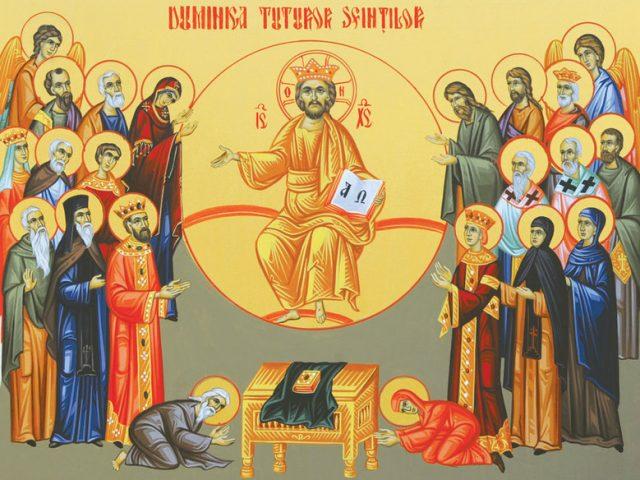 Evanghelia duminicii întâi după Rusalii – Pr. Iosif Trifa