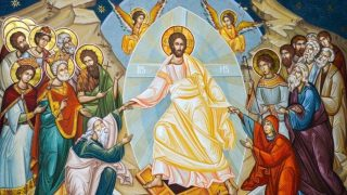 Evanghelia din ziua de Paști – Pr. Iosif Trifa