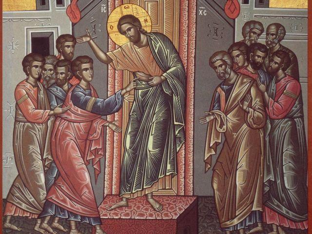 Evanghelia Duminicii a 2-a după Paști – Pr. Iosif Trifa