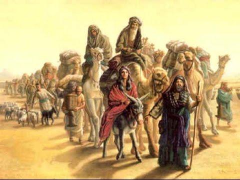 Plecarea spre Canaan - Pr. Iosif Trifa
