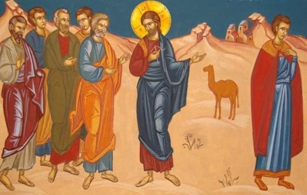 Evanghelia duminicii a 12-a după Rusalii – Pr. Iosif Trifa