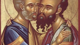 Viața şi moartea apostolului Pavel – Pr. Iosif Trifa