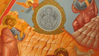 În drum prin pustie – Pr. Iosif Trifa