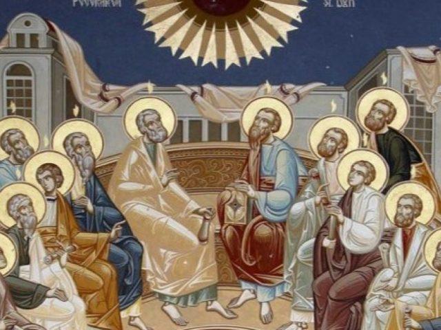 Evanghelia Duminicii a 8-a după Paști – Pr. Iosif Trifa