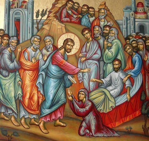 Evanghelia duminicii a 20-a după Rusalii – Pr. Iosif Trifa
