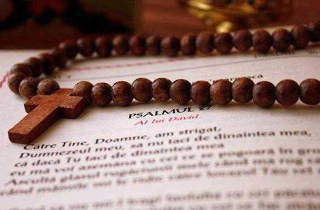 Ocrotirea puternică pe care o dai Tu… – Traian Dorz