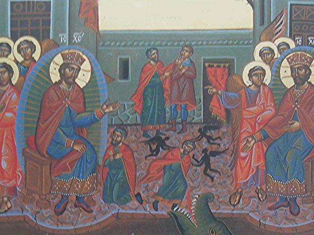 Evanghelia duminicii a 11-a după Rusalii – Pr. Iosif Trifa
