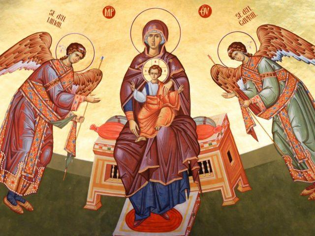 Preasfântă Maică Bună – Traian Dorz