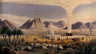 Norul cel luminos și stâlpul de foc – Pr. Iosif Trifa