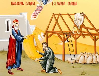 Evanghelia duminicii a 26-a după Rusalii – Preot Iosif Trifa