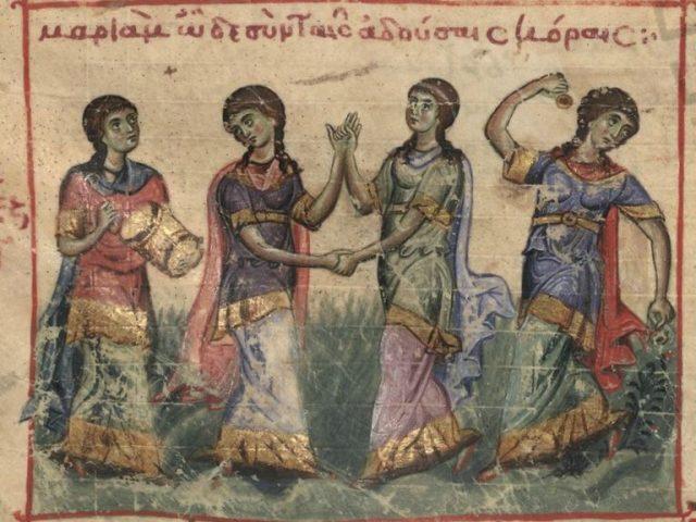 Cântarea de la Marea Roșie – Pr. Iosif Trifa