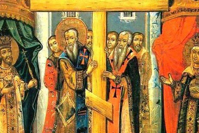 Învățătură la praznicul Înălțării Sfintei Cruci – Pr. Iosif Trifa