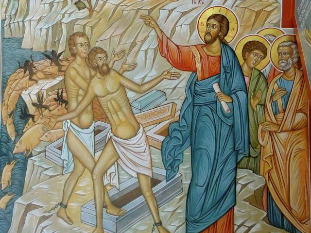 Evanghelia duminicii a 23-a după Rusalii – Pr. Iosif Trifa