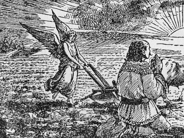 Mana din ziua a șaptea – Pr. Iosif Trifa