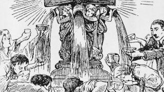 Apa Cuvântului Biblic – Pr. Iosif Trifa