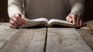 O mărturisire de lângă Biblie – Ioan Marini