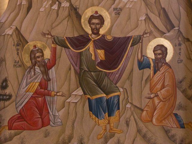 Mijlocirea lui Moise – Pr. Iosif Trifa