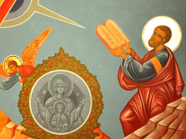 Vițelul de aur de sub muntele Sinai – Pr. Iosif Trifa