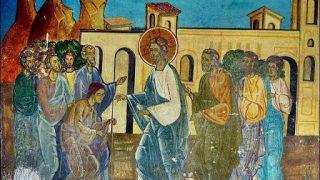 Vindecarea orbului din Ierihon – Pr. Iosif Trifa