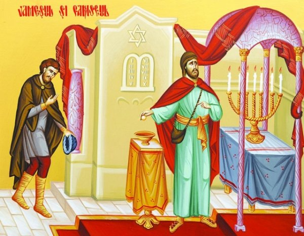 Duminica Vameșului și a Fariseului – Pr. Iosif Trifa