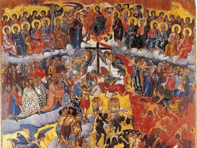 Ziua judecății din urmă – Pr. Iosif Trifa